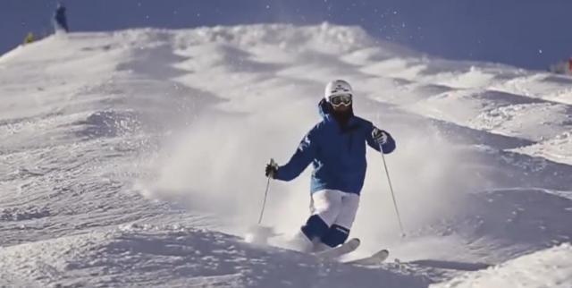 Ski de bosses